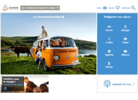 Auvergne Travel : Un dispositif mobile de promotion touristique