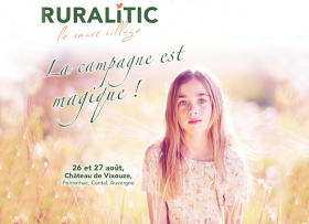 10e édition du forum Ruralitic à Aurillac